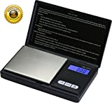 Next-shine Elite Series Digital Pocket Scale, 100g by 0.01g, Black