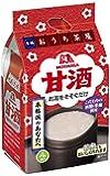 森永製菓 フリーズドライ おうち茶屋 甘酒 4食×10袋入