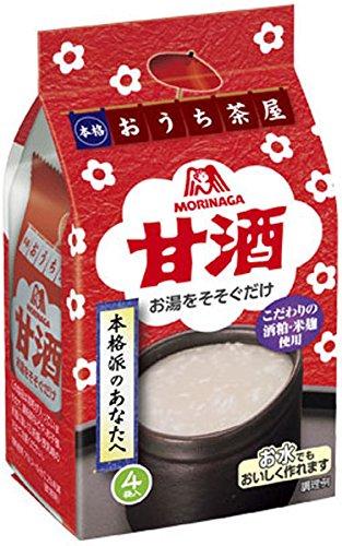森永製菓 フリーズドライ おうち茶屋 甘酒