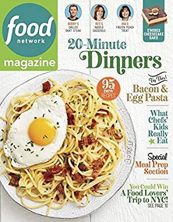 Amazon com: Food Network Magazine: Hearst Magazines: Kindle Store