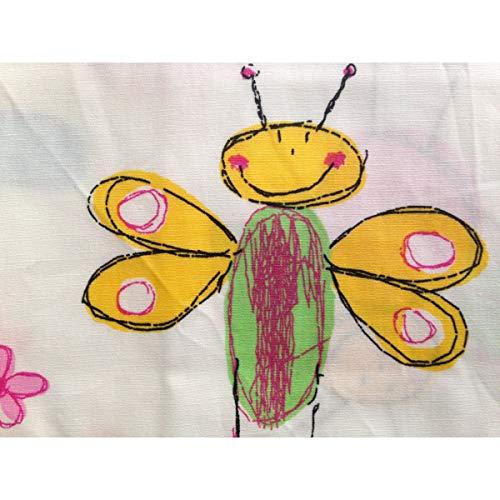 Colorful Butterfly fazzoletto Bee Femme Waist Children's Unique White Multicolore Mouchoir Floral Un Boutique xCwggq8Y