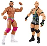 WWE Battle Pack Ryback vs. Jinder Mahal Action Figure, 2-Pack