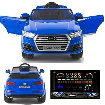Simron Audi Q7 Quattro Suv Elektro Kinderauto Kinderfahrzeug Ride On