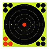 "348255 Bw Casey Shoot-N-C 8"" Round Target 30 Sheet Pack"