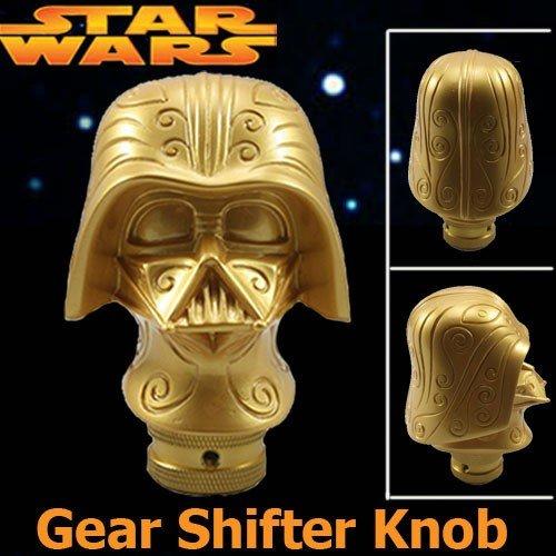 darth vader gear shift knob - 6