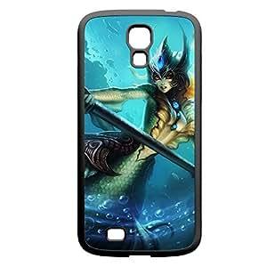 Nami-001 League of Legends LoL Samsung Galaxy S6 Rubber Black