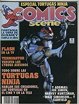 Comics Scene numero 02: Varios: Amazon.com: Books