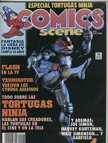 Comics Scene numero 02: Varios: Amazon.com: Books
