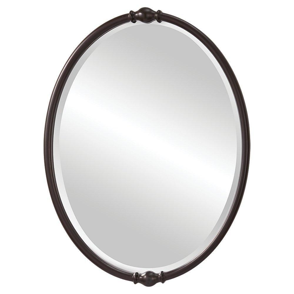 Amazon.com: Feiss MR1119ORB Mirror, Oil Rubbed Bronze: Home & Kitchen
