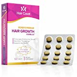 Women's Hair Growth Vitamins for Longer, Stronger, Thicker, and Healthier Hair | Non-GMO, Gluten & Cruelty Free (60) For Sale