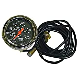 RAP11070555 New Numeric Temperature Gauge Made To Fit Ford New Holland Tractors