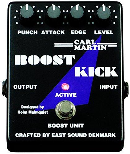 Carl Martin Boost Kick Effects Pedal