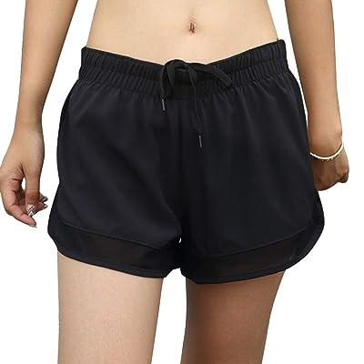 Adelina Mujeres 2 En De Cortos Gimnasia Pantalones 1 Pantalones Cortos Moda Completi De Yoga Pantalones Deportivos Pantalones Calientes Pantalones De Chándal Pantalones De Yoga Pantalones Deportivos: Ropa y accesorios