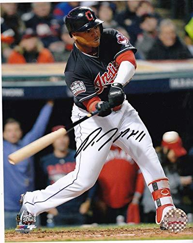 Jose Ramirez Signed Photo - 8x10 - Autographed MLB Photos
