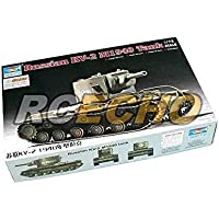 rcecho® Trumpeter Military Model 1/72 Russian KV-2 M1940