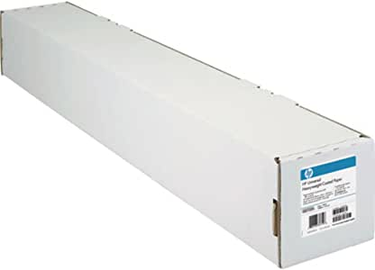 Brand Management Group Q1412B 610mm 30.5m - Papel para plotter: Brand: Amazon.es: Oficina y papelería