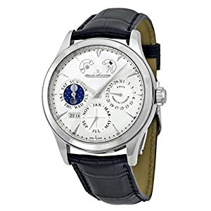 Best Epic Trends 51u%2BsjSKpnL._SS300_ Jaeger LeCoultre Master Eight Days Perpetual Calendar Stainless Steel Mens Watch Q1618420