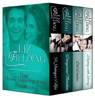 book cover of Four Classic Contemporary Romances