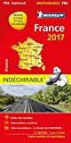 "Mapa National Francia ""Alta Resistencia"" (Mapas National Michelin)"