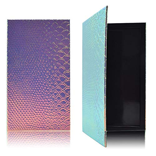 Mermaid Empty Magnetic Palette For Eyeshadows Highlighters for sale  Delivered anywhere in USA