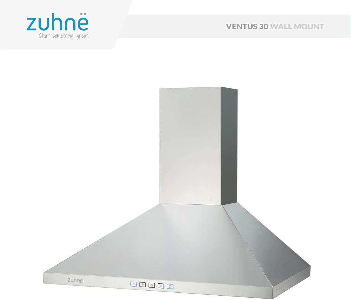 Zuhne Ventus 30 inch Range Hood