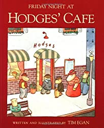 Friday Night at Hodges' Cafe (Sandpiper Houghton Mifflin Books)