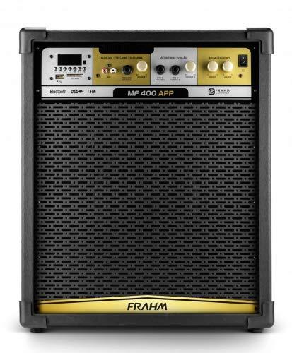 Caixa Amplificada FRAHM MF400 APP 80 RMS