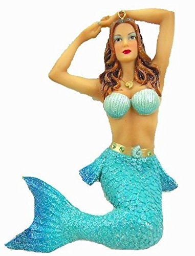 December Diamonds Nautica Mermaid Ornament