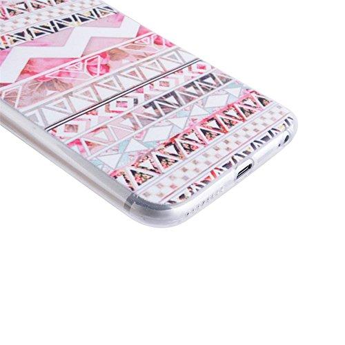 "HYAIT® For IPHONE 6 4.7"" [XXG 17V2]Scratch-Proof Ultra Thin Rubber Gel TPU Soft Silicone Bumper Case Cover -BKI02"