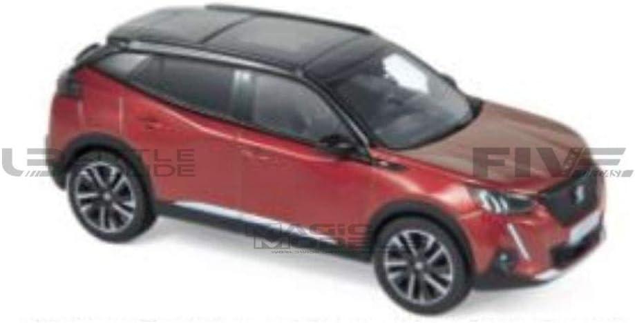 Peugeot 2008 GT 2020-472863 NOREV 1//43