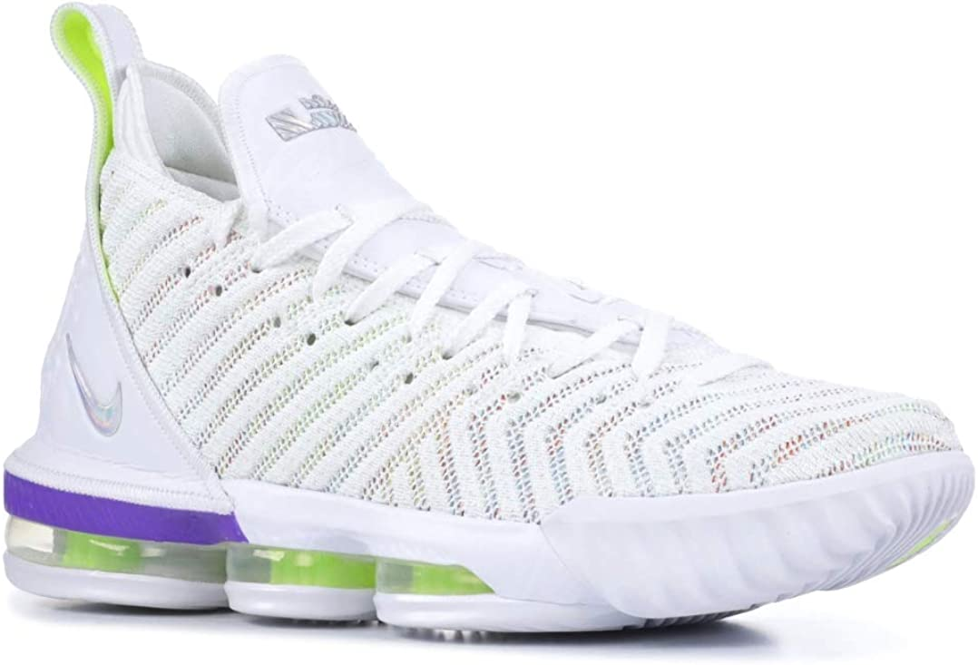 Oeste impulso Chimenea  Amazon.com | Nike Lebron XVI (Buzz Lightyear) | Basketball