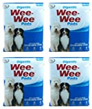 Four Paws Wee-Wee Pads, Gigantic, 18 per Pack (4 Packs)