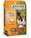 CANIDAE All Life Stages Dog Food Made With Lamb Meal & Rice, 5 lbs by CANIDAE