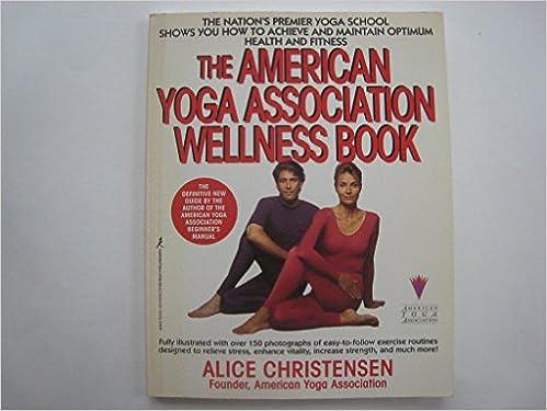 The American Yoga Association Wellness Book: Amazon.es ...