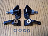 Traxxas 2wd XL-5 Stampede Front Spindle Rear Axle Carriers Bushings Knuckles Hub