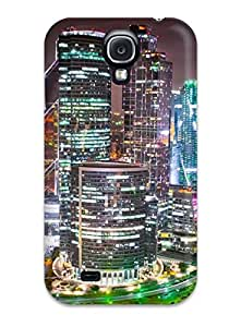 Lucila Cruz-Rodrigues's Shop Galaxy S4 Well-designed Hard Case Cover Moscow City Protector 3230193K44705248