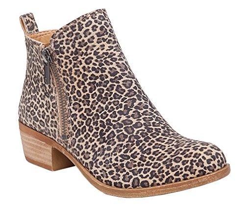 Lucky Brand Women's Basel Sesame 1 Boot