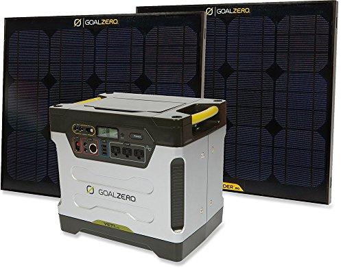 51u%2BzneEykL - Goal Zero Yeti Solar Generator