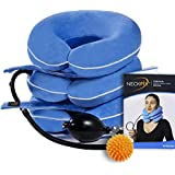 Eazy Comfort Cervical Neck Traction Device -...