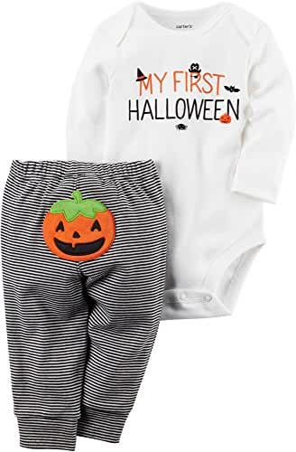 Carter's Baby 2 Piece Bodysuit Pants Set