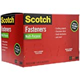 Scotch Multi-Purpose Re-closeable Hook and Loop Fasteners (280 Sets of Dots) - Beige
