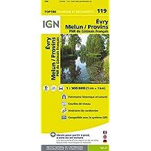 Evry / Melun / Provins 2015: IGN.V119