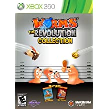 Worms Revolution Collection - Xbox 360