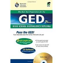 GED®  w/ CD-ROM, 7th Ed.