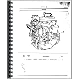 White 1270 Tractor Parts Manual