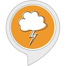 Sleep Sounds: Walking In Thunderstorm NYC