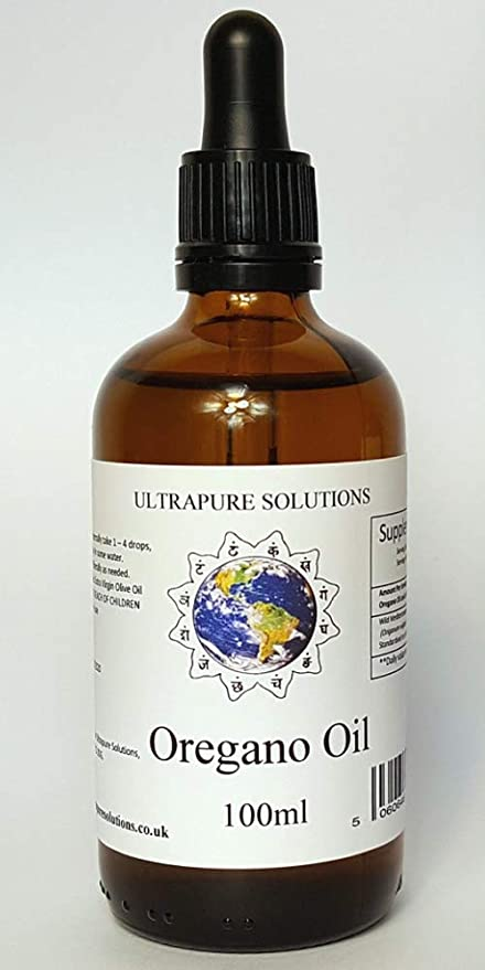 oregano oil for acne rosacea