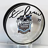 Zdeno Chara Boston Bruins Signed Autographed 2016 Winter Classic Acrylic Puck