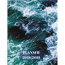 Planner 2018/2019: The Rough Sea/Ocean