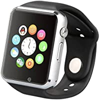 iPM G10 Smartwatch for Android/iOS (Silver/Black)